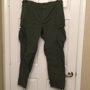 Propper BDU men's pants 100% cotton size Lg/Reg